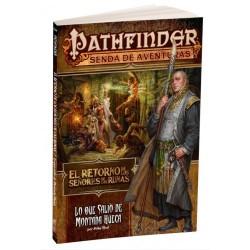Lo que Salió de Montaña Hueca - Pathfinder: El retorno de los señores de las runas 2