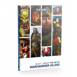 Black Library The Art Of Warhammer 40000