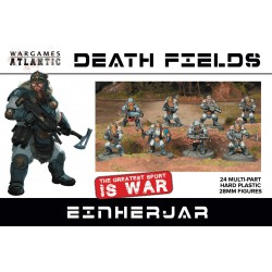 Death Fields Einherjar Infantry (24)