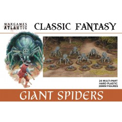 Gigant Spiders (12/12)