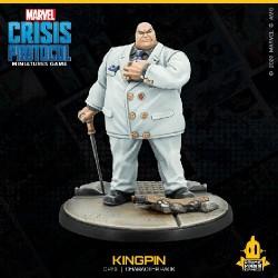 MCP Kingpin (Inglés)