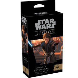 Anakin Skywalker Commander Expansion (Castellano)
