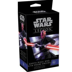 Darth Maul and Sith Probe Droids Operative Expansion (Castellano)
