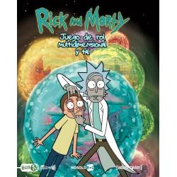 Rick and Morty: Juego de rol