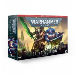 Warhammer 40,000: Elite Edition (English)
