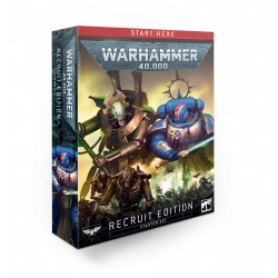 Warhammer 40,000: Recruit Edition (Inglés)