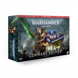 Warhammer 40,000: Command Edition (Inglés)
