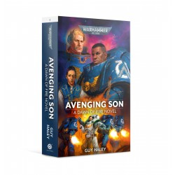 Dawn Of Fire: Avenging Son (Inglés)