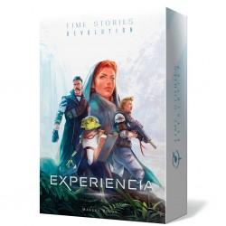 T.I.M.E Stories Revolution: Experiencia