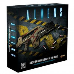 Aliens: Another Glorious Day In The Corps (Inglés)