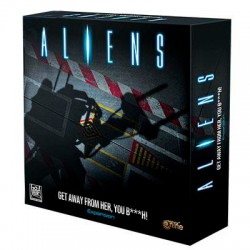Aliens: Get Away From Her, You B***h! (Inglés)