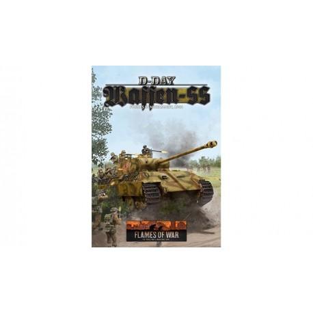 D-Day: SS Book (Inglés)
