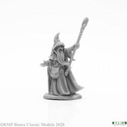 Arakus Landarzad, Wizard