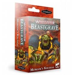 Warhammer Underworlds: Machakantezs De Morgok (Spanish)