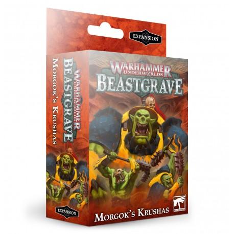 Warhammer Underworlds: Machakantezs De Morgok (Castellano)