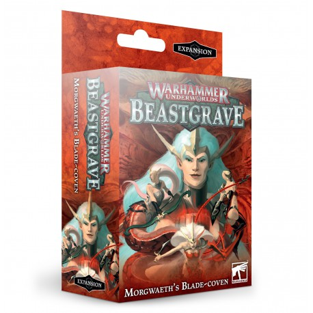 Warhammer Underworlds: Pacto Afilado De Morgwaeth (Castellano)