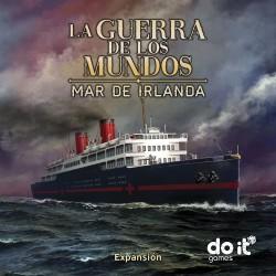 La Guerra de los Mundos: Mar de Irlanda (Spanish)