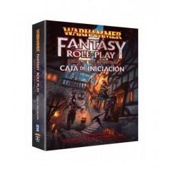 Warhammer el Juego de Rol: Caja de Inicio