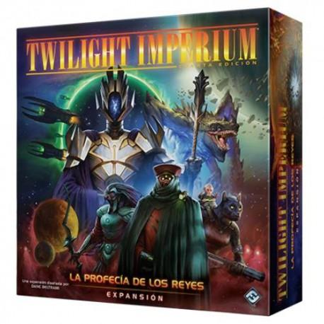 Twilight Imperium: La Profecía de los Reyes