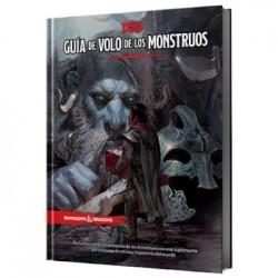 Dungeons & Dragons: Guía de Volo de los Monstruos (Spanish)