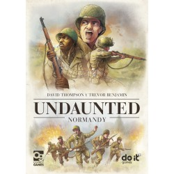 Undaunted Normandy (Spanish)