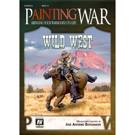Painting War 10: Wild West (Inglés)