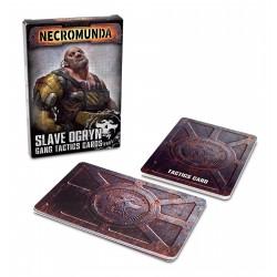 Necromunda: Slave Ogryn Tactics Cards (English)