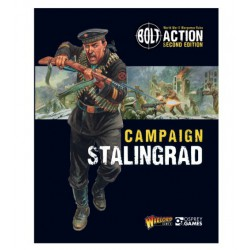 Stalingrad campaign Book (English)