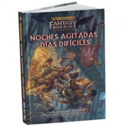 Warhammer el Juego de Rol: Noches Agitadas y Días Difíciles (Spanish)