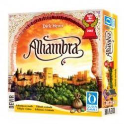 Alhambra (Revisada 2020) (Spanish)