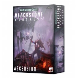 Blackstone Fortress: Ascensión (Castellano)