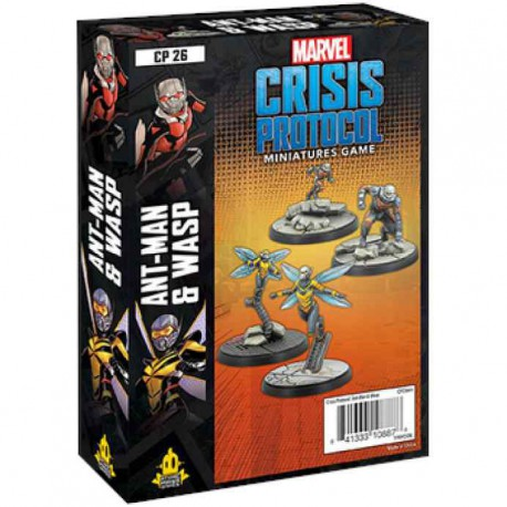 MCP Ant-Man and Wasp (Inglés)