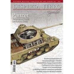Especial Nº24: Panzer volumen 4 (1943) De Kursk a Sicilia