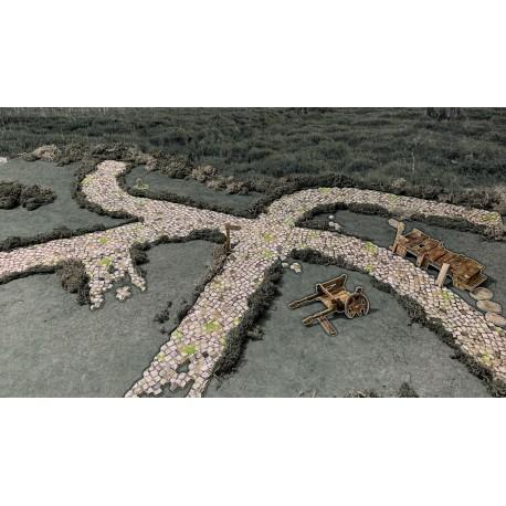 Roads & Rivers
