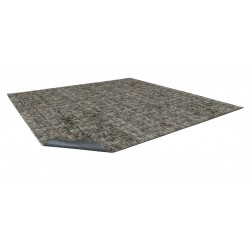 Flagstone Floor Gaming Mat 2x2 (60x60cm)