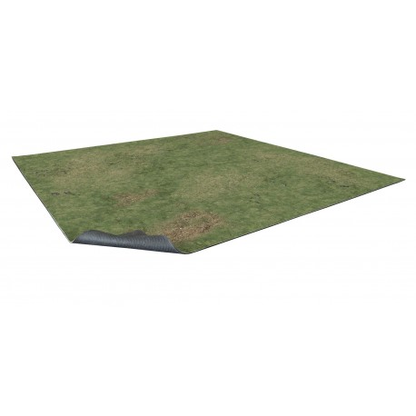 Grassy Fields Gaming Mat 2x2 (60x60cm) v.1