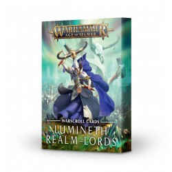 Warscroll: Lumineth Realm-Lords (Castellano)