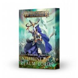 Warscroll: Lumineth Realm-Lords (Inglés)
