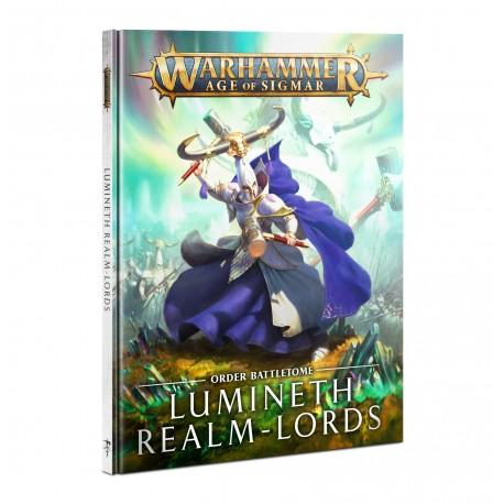 Battletome: Lumineth Realm-Lords (Castellano)
