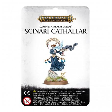 Lumineth Realm-Lords: Scinari Cathallar (1)