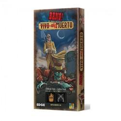 Bang! El juego de Dados: Vivo o no Muerto (Spanish)