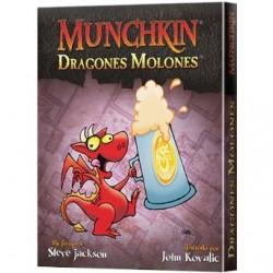 Munchkin Dragones Molones (Spanish)