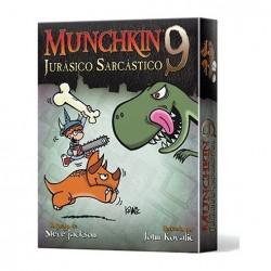 Munchkin 9: Jurásico Sarcástico (Spanish)