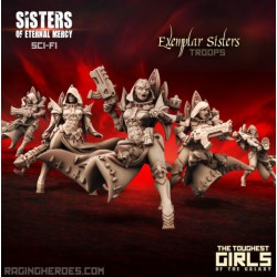 New Exemplar Sisters - Troop (Soem - Sf)
