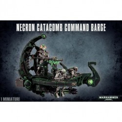 Catacomb Command Barge / Annihilation Barge
