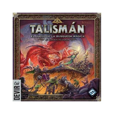Talisman, 4ª Edición Revisada (Spanish)