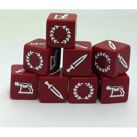 Age of Hannibal Republic of Rome Dice