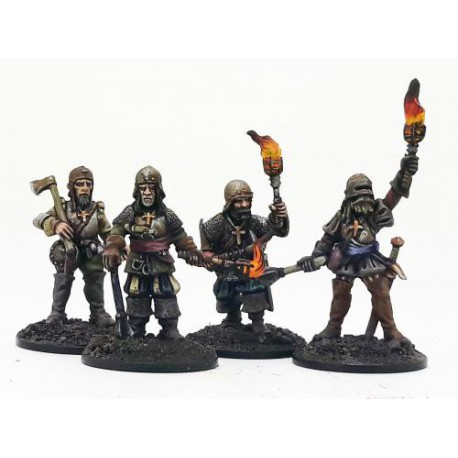 Order Militant Hexenjagers Two (Hearthguard)