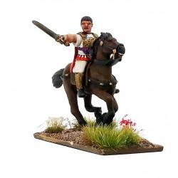 Republican Roman Consul/Tribune Mounted