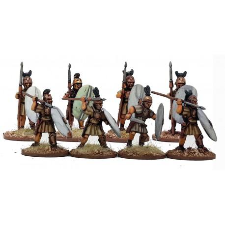 Republcian Roman Hastati (Warriors)
